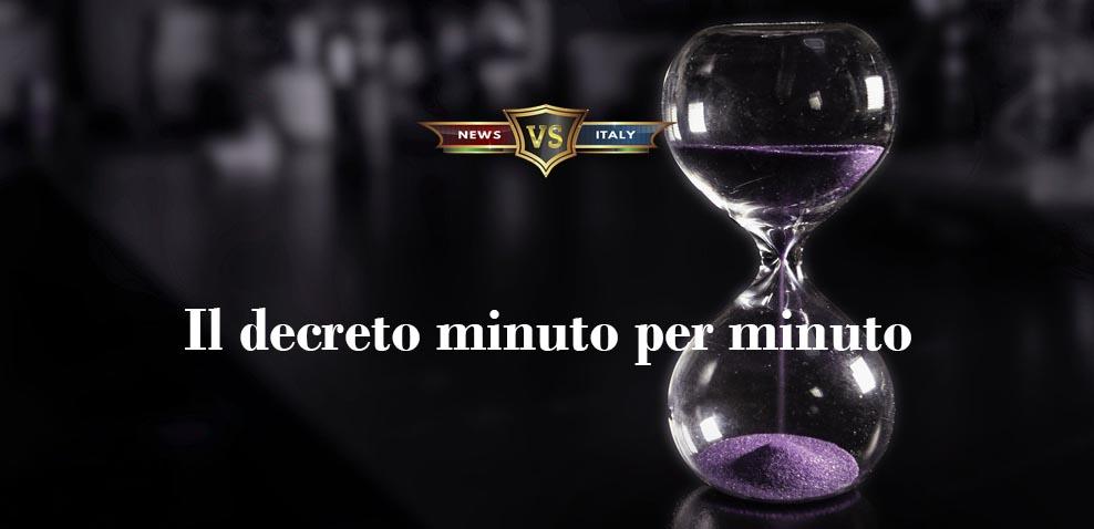 cover news vs italy del 12 ottobre 2020